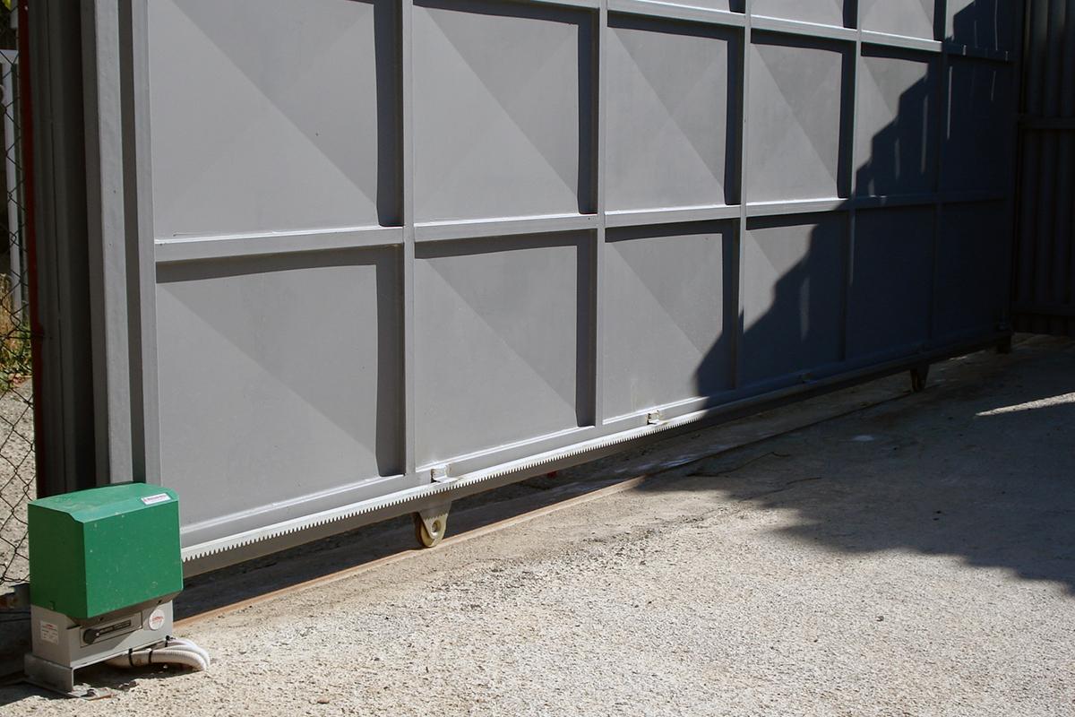 Αυτοματισμός Συρόμενης Πόρτας