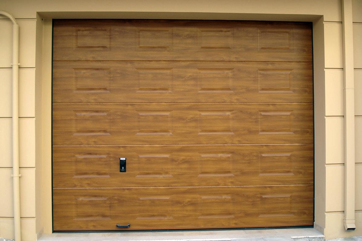 Πολύσπαστη Πόρτα Γκαράζ